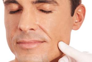 Tratamento médico da face
